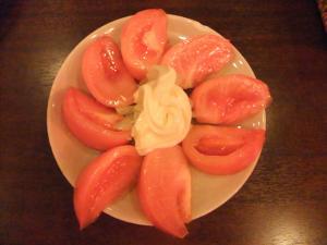冷やしトマトDSCF7116