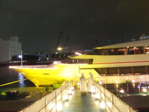 下船時DSCF3803