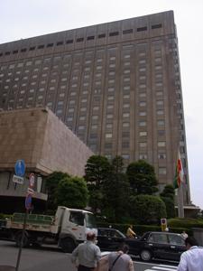 パークサイドダイナー 帝国ホテル東京1