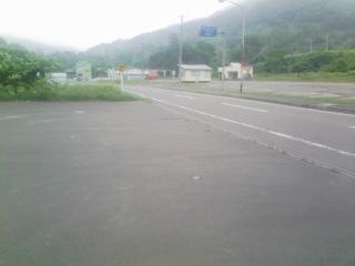 歴史村駐車場