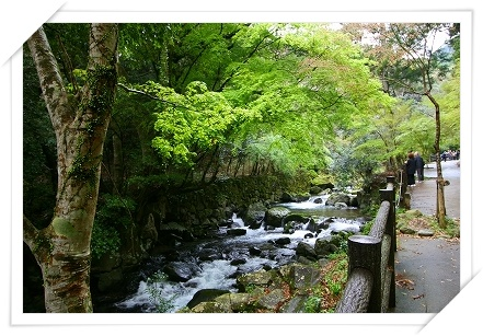 7滝トレッキングコース