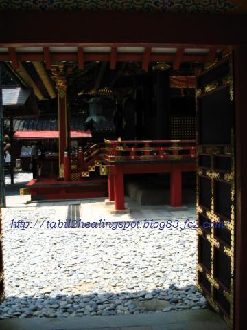 拝殿入口2