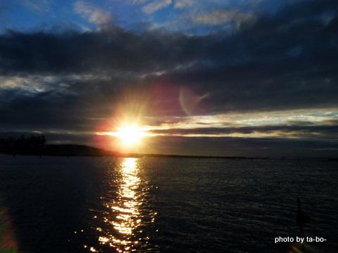 20111112夜明け