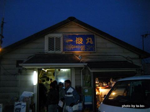 20120407一俊夜明け