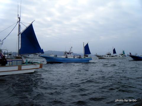 20120421久里浜船団
