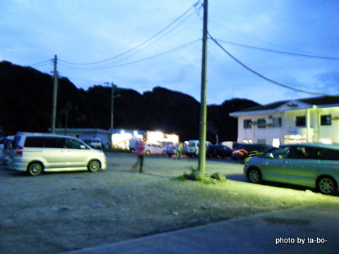 20120616駐車場