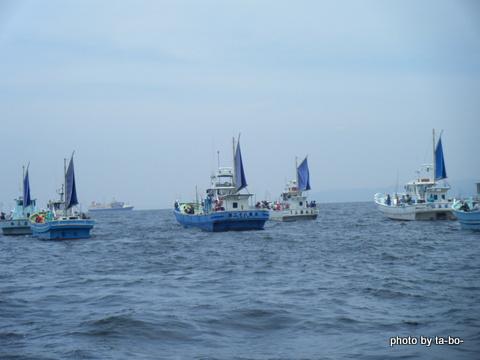 20120623バラケタ船団