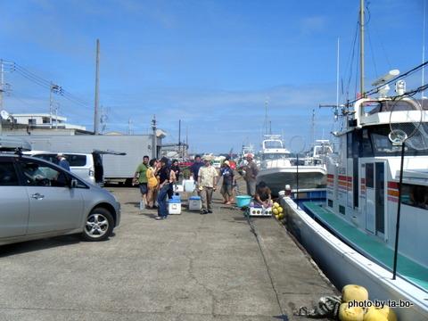 20120804釣りの後