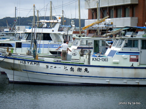 20120811与平衛丸船