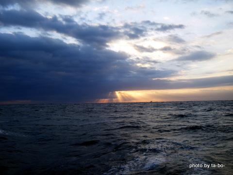 20121013朝焼け
