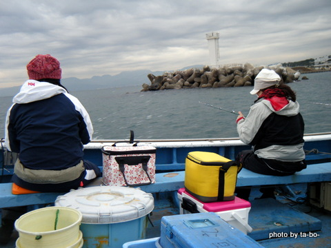 20111103右舷女性陣