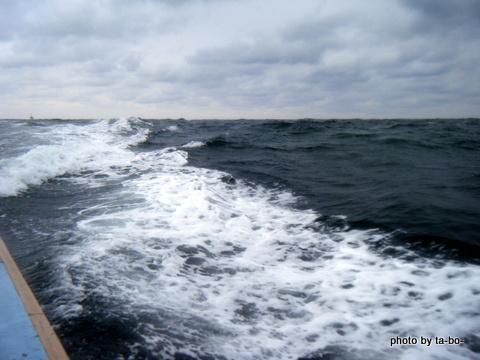 20121124帰りの海