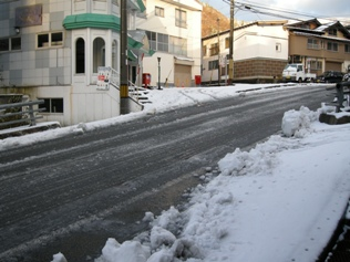 2010.12.10 大久保 道路