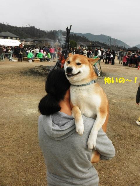 怖いの~!