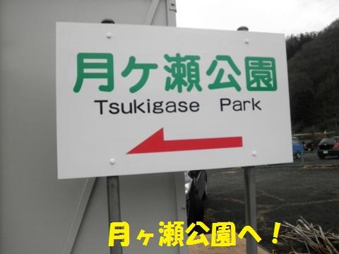 月ヶ瀬公園