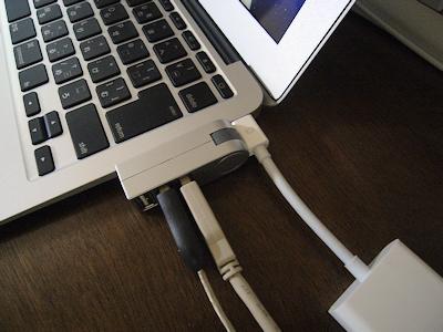 USBハブ装着イメージ01