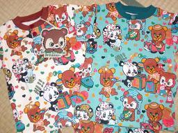 パジャマ半袖