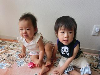 1歳4ヵ月②