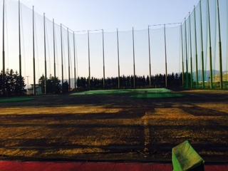 ゴルフ場②