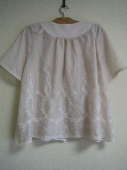 裾スカラップシャツジャケット2