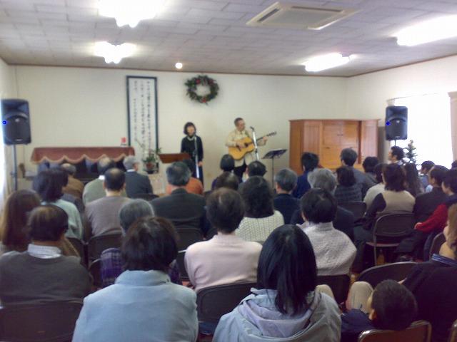 岩淵まこと夫妻コンサート