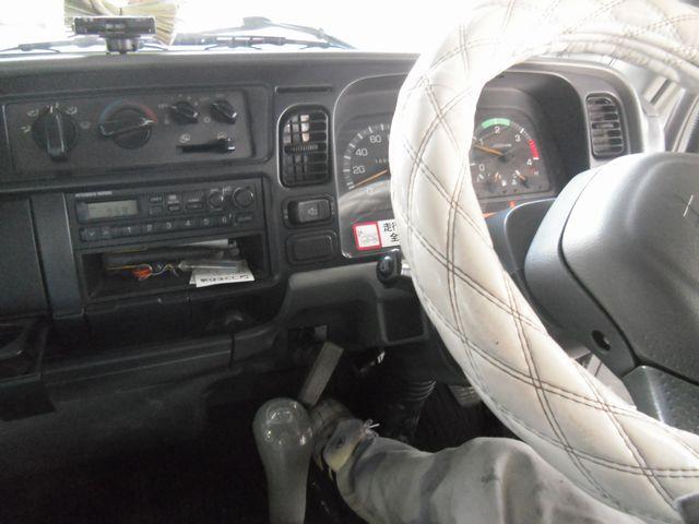 キャンターバケット車