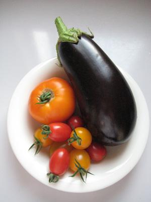 お野菜たち