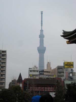 はとバス「東京スカイツリー」
