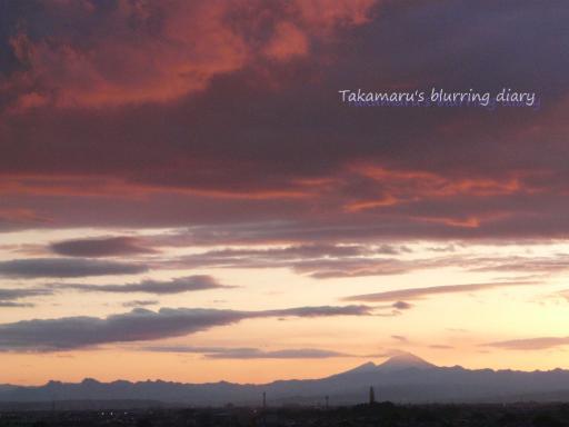子供の頃は、この山が富士山だと思っていた・・・