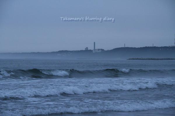 これじゃまるで津軽海峡冬景色・・・