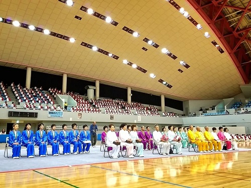 ねんりんピック栃木2014<太極拳 交流大会>!表彰式