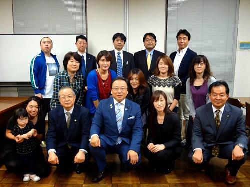 斉藤たかあき後援会≪第11回 臨時総会≫!③