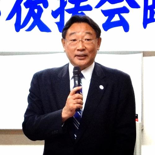 斉藤たかあき後援会≪第11回臨時総会≫編集⑥