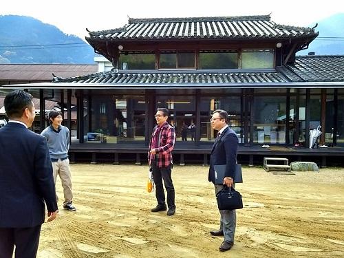 徳島県神山町の地方創生!えんがわオフィス