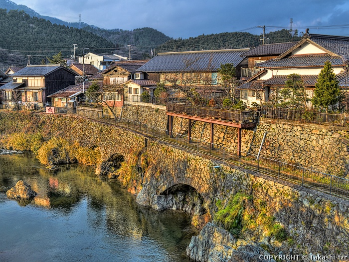 生野鉱山及び鉱山町の文化的景観2