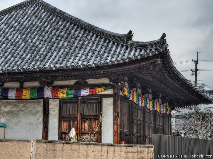 石津寺本堂