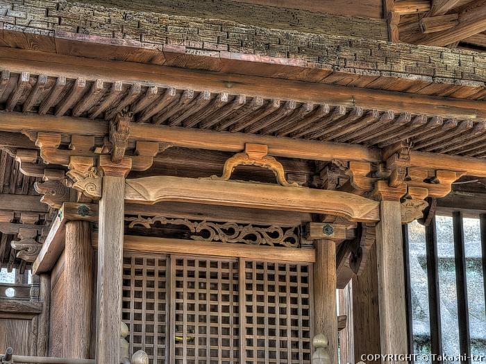 本蓮寺番神堂