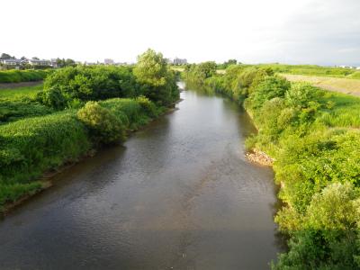 矢代川のかつてのポイント