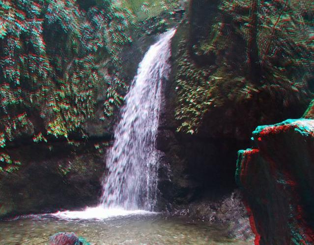アナ 七代の滝