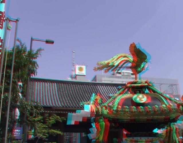 アナグリフ 神輿とツリー2