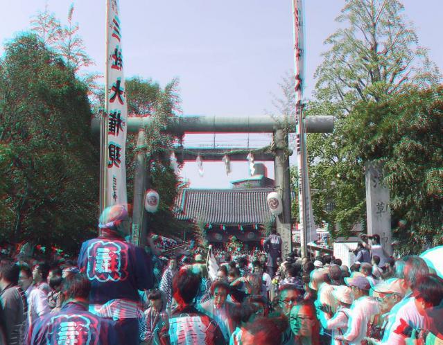 アナグリフ 三社祭1