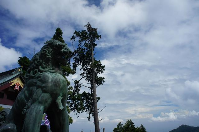 武蔵御嶽神社 2