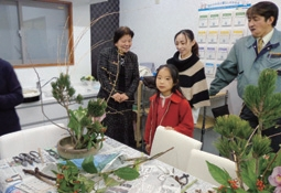 第1回お花教室