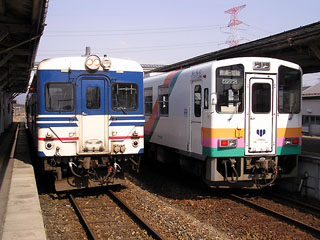【新津】キハ52102