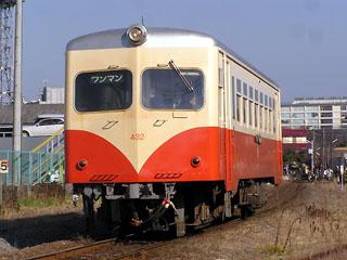 【鹿島】キハ432