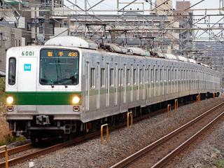 【メトロ】6101F