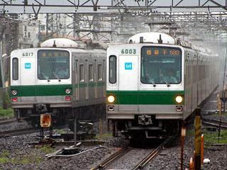 【メトロ】6103F