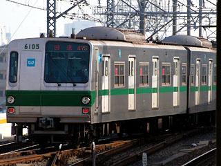 【メトロ】6105F