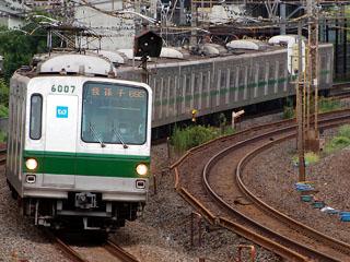 【メトロ】6107F