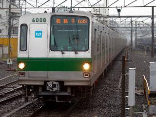 【メトロ】6108F